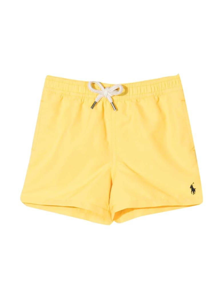 Ralph Lauren Yellow Swimsuit - Giallo