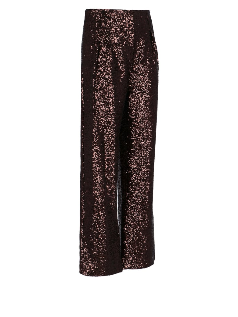 In The Mood For Love Pants - Brown