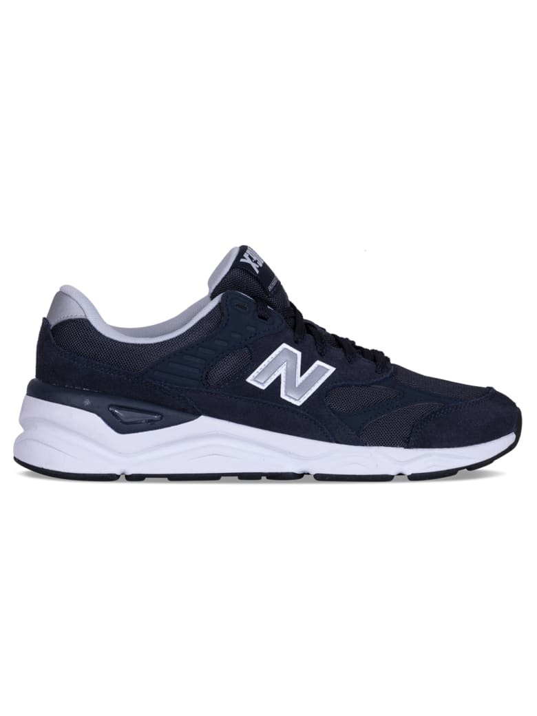 premium selection 76156 c00cd Best price on the market at italist | New Balance Msx90ttd Reconstructed -  Outerspace/orion Blue