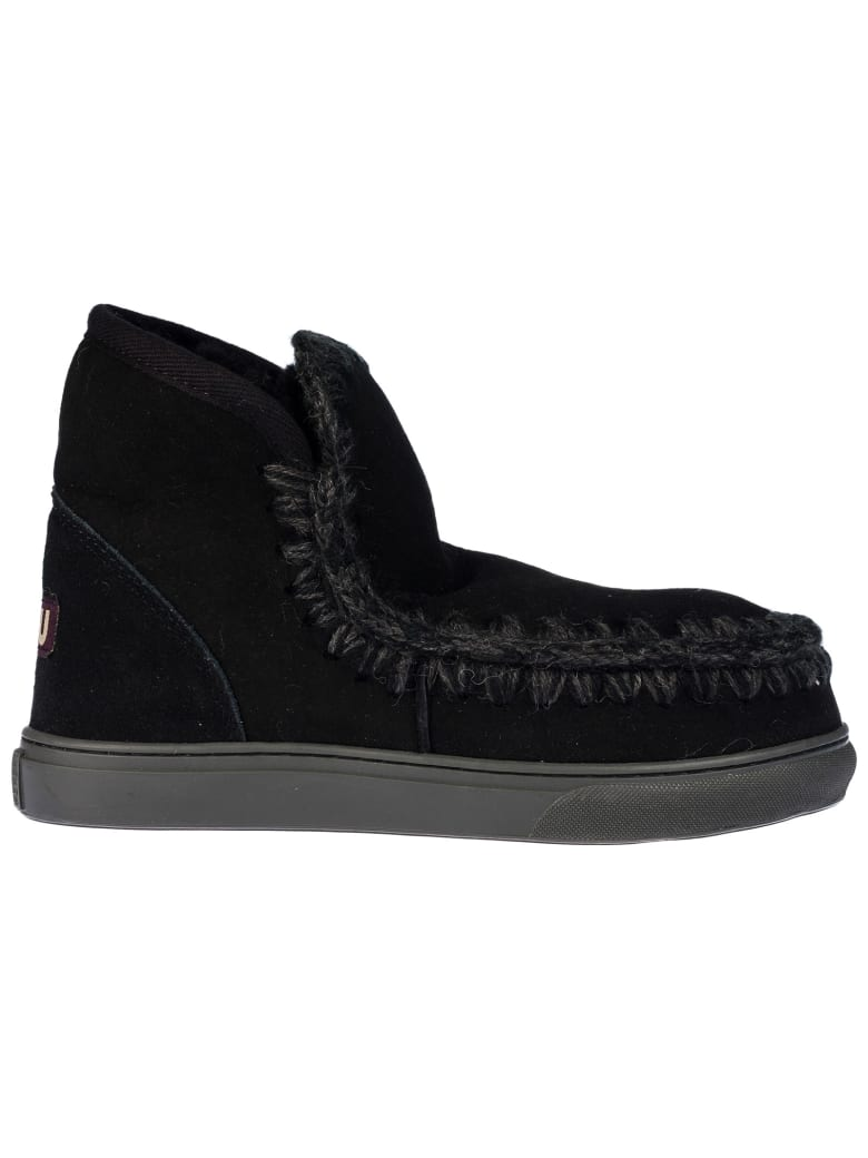 Mou Eskimo Sneakers - Black