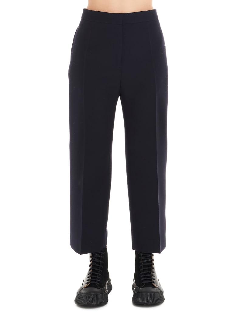 Jil Sander 'lindsey' Pants - Blue