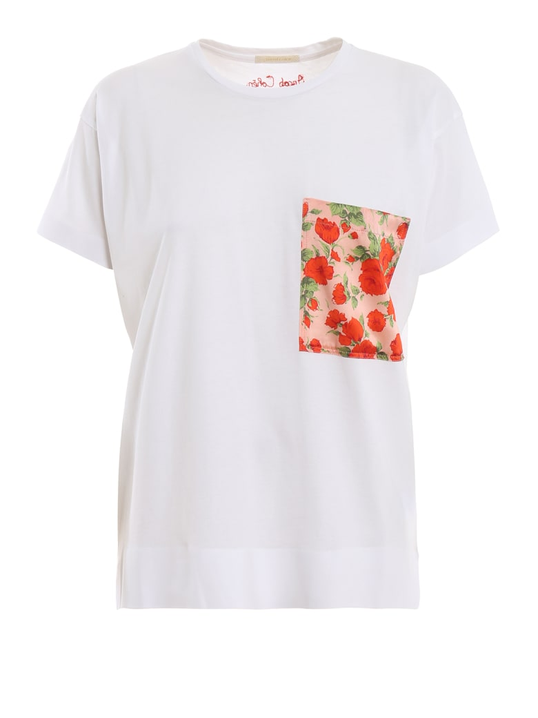 Jacob Cohen Short Sleeve T-Shirt - White