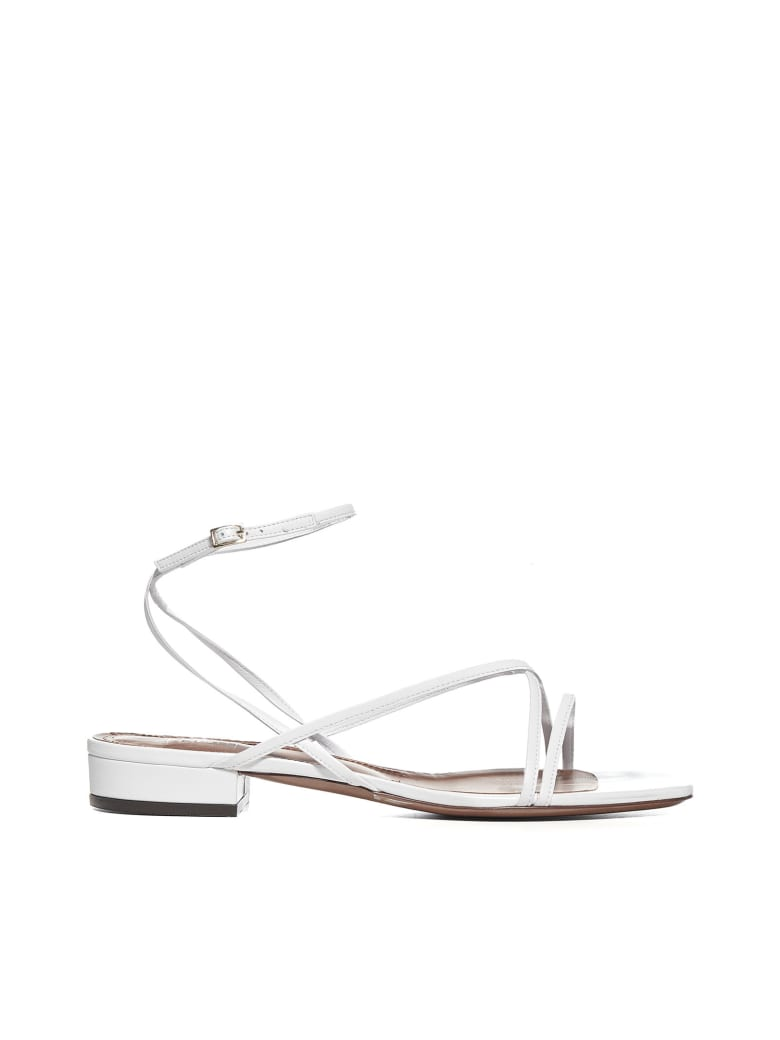L'Autre Chose Sandals - White