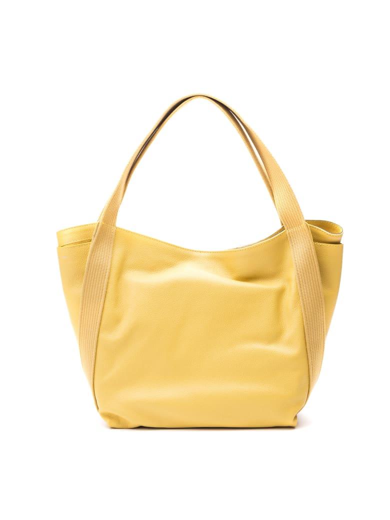 Gianni Chiarini Top Handle Bag - SENAPE