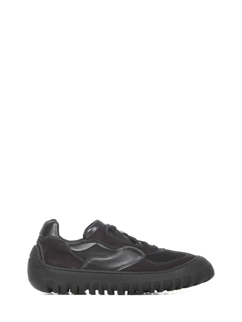 A-COLD-WALL A Cold Wall Sneakers - Black