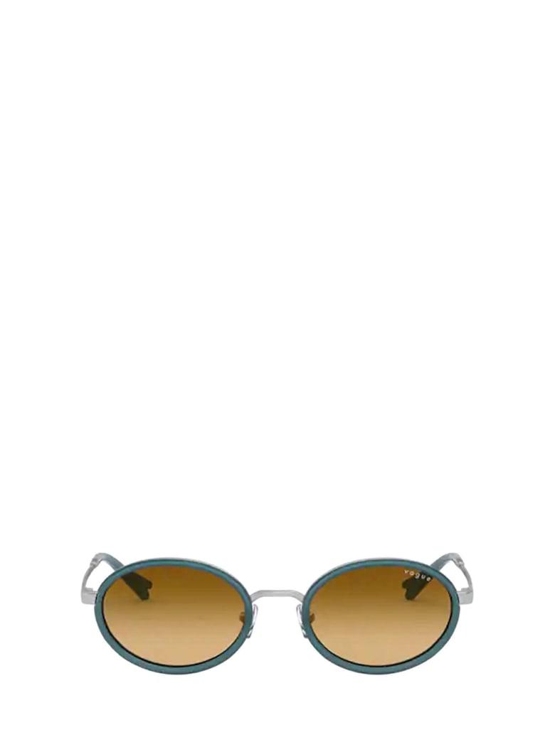 Vogue Eyewear Vogue Vo4167s Silver Sunglasses - 51232L