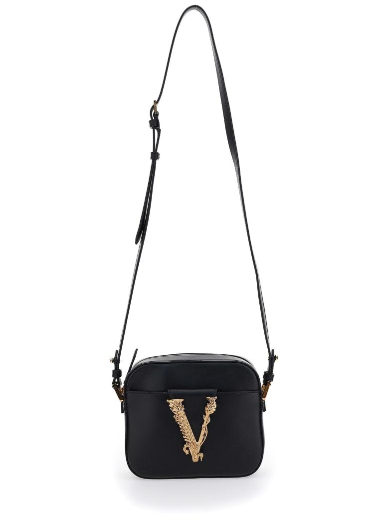 Versace Mini Shoulder Bag - Nero-oro tribute