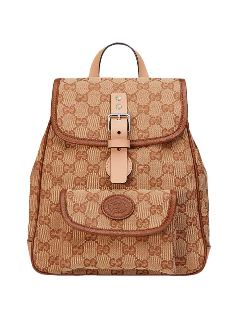 Gucci Beige Backpack - Unica