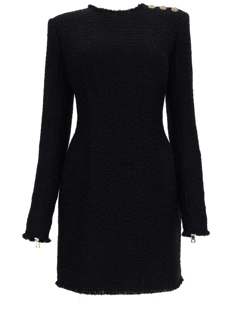 Balmain Dress - Noir