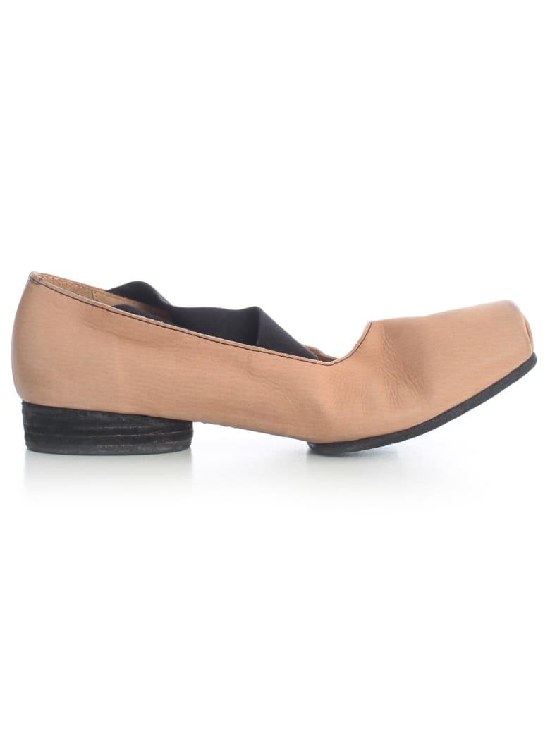 Uma Wang Ballet Shoes W/elastic - Rose Black