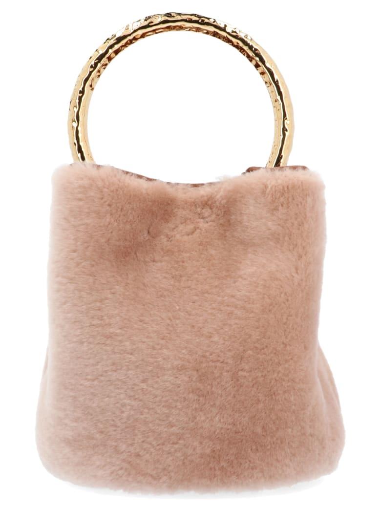 Marni 'panier' Bag - Pink