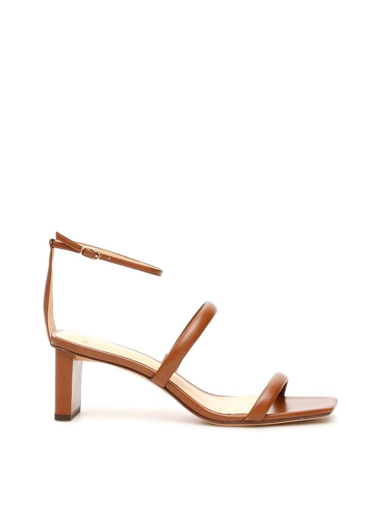 Alexandre Birman Lally 50 Sandals - ALMOND (Brown)