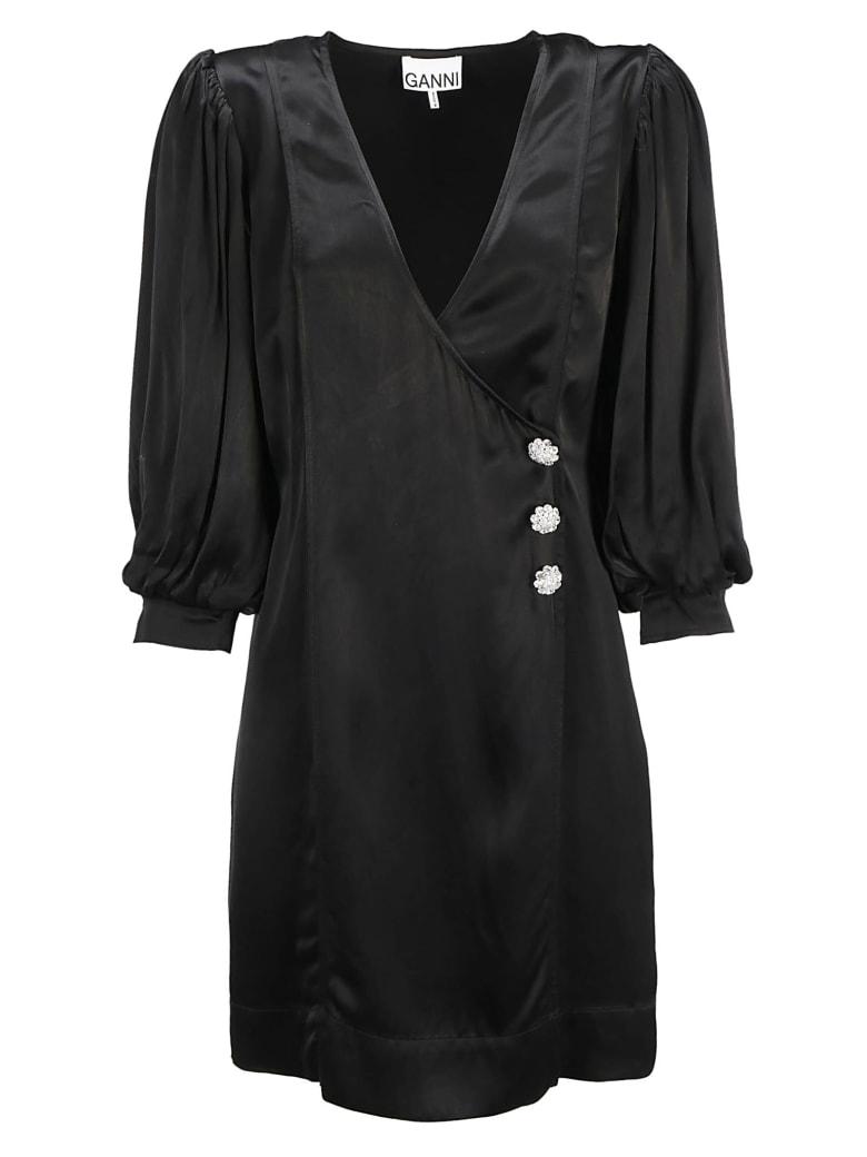Ganni Dress - Black