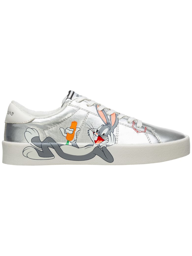 M.O.A. master of arts Moa Master Of Arts Playground Sneakers - Argento