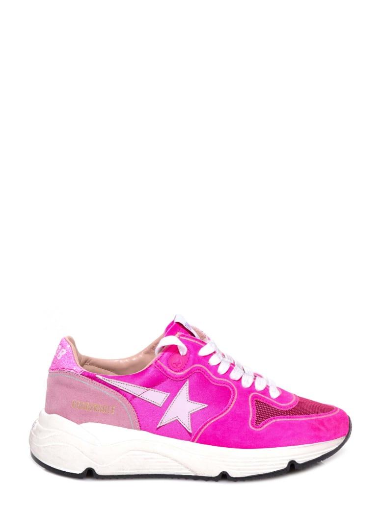 Golden Goose Hi Star Sneakers - Pink
