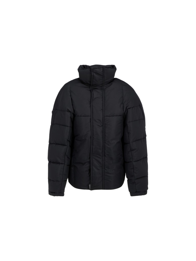 Balenciaga Down Jacket - Black