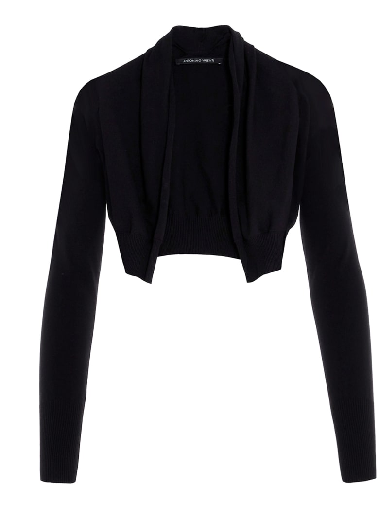 Antonino Valenti 'evelyn' Cardigan - Black