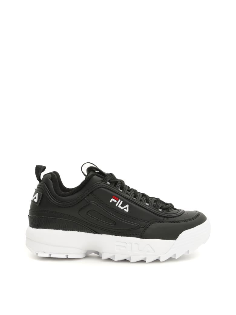 Fila Disruptor Low Sneakers - BLACK (Black)