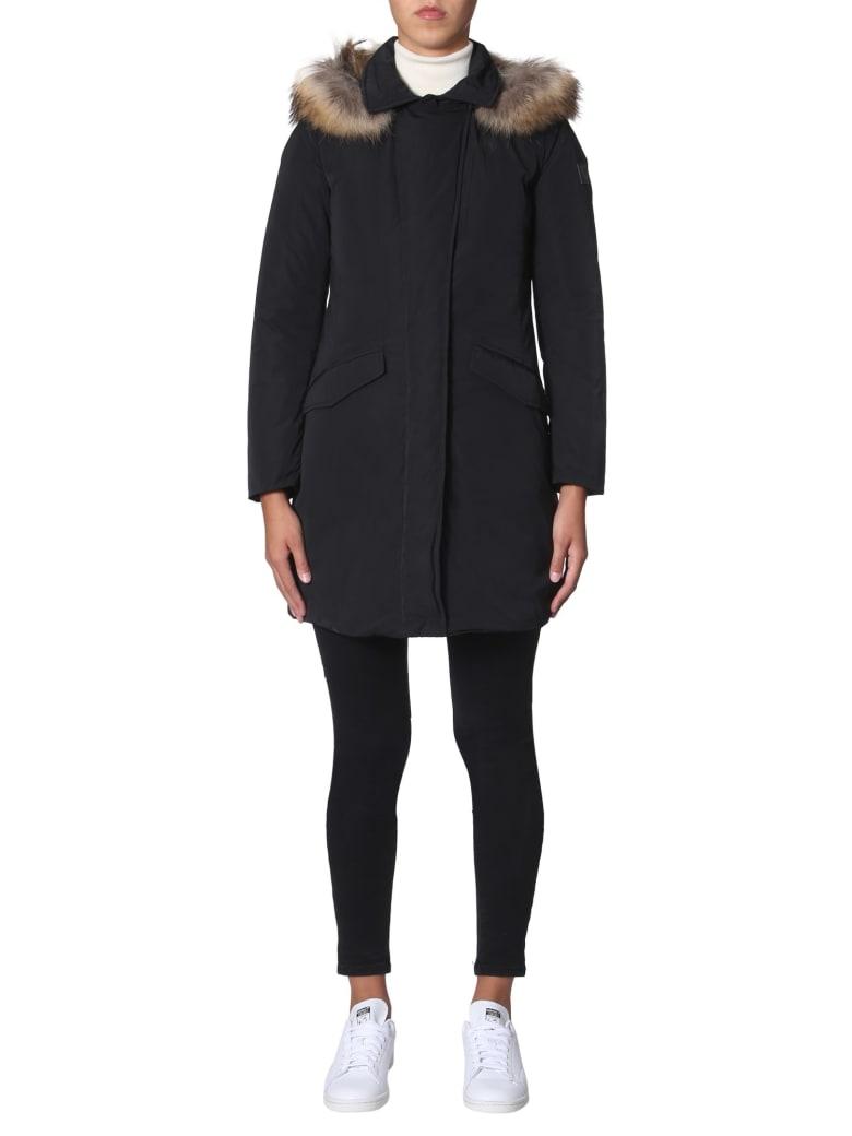 Woolrich Modern Vail Down Jacket - NERO
