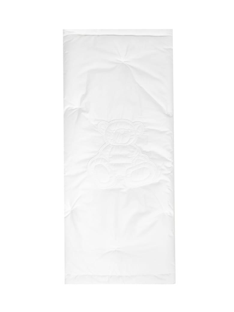 Givenchy Kids Blanket - White