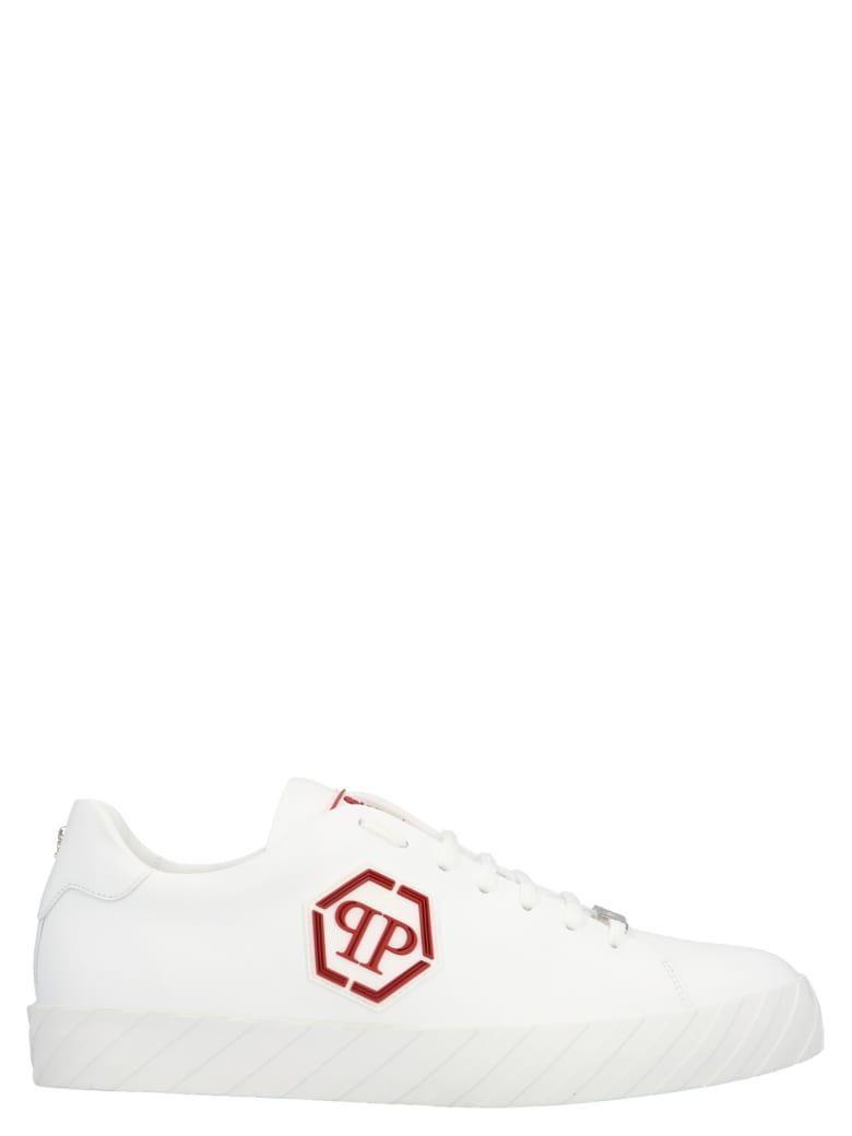 Philipp Plein 'hexagon' Shoes - White