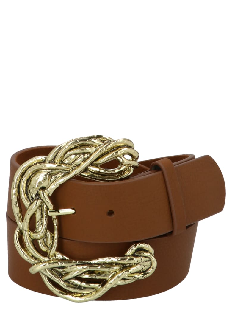 B-Low the Belt 'hadley' Belt - Brown