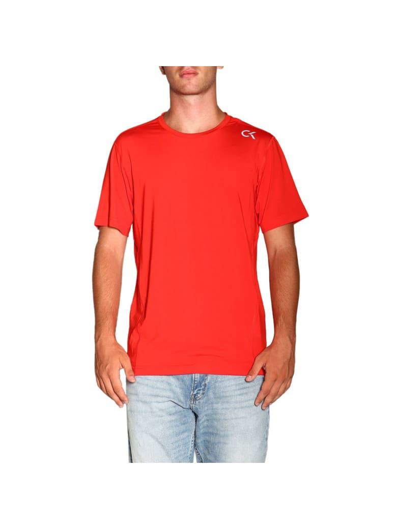 Calvin Klein Performance T-shirt T-shirt Men Calvin Klein Performance - red