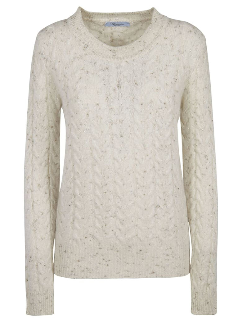 Blumarine Knitted Sweater - pink