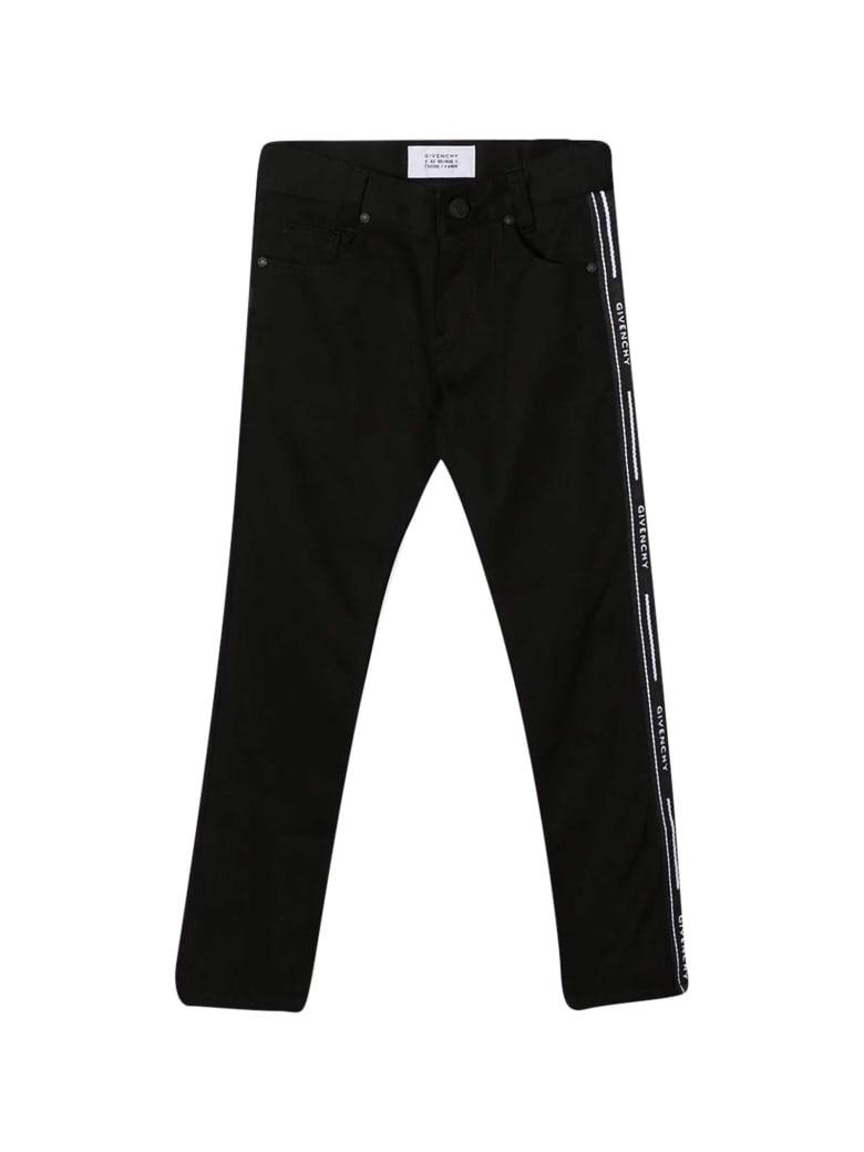 Givenchy Black Teen Jeans - Nero