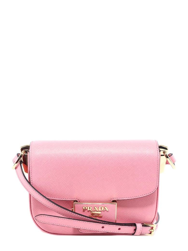 Prada Shoulder Bag - Pink