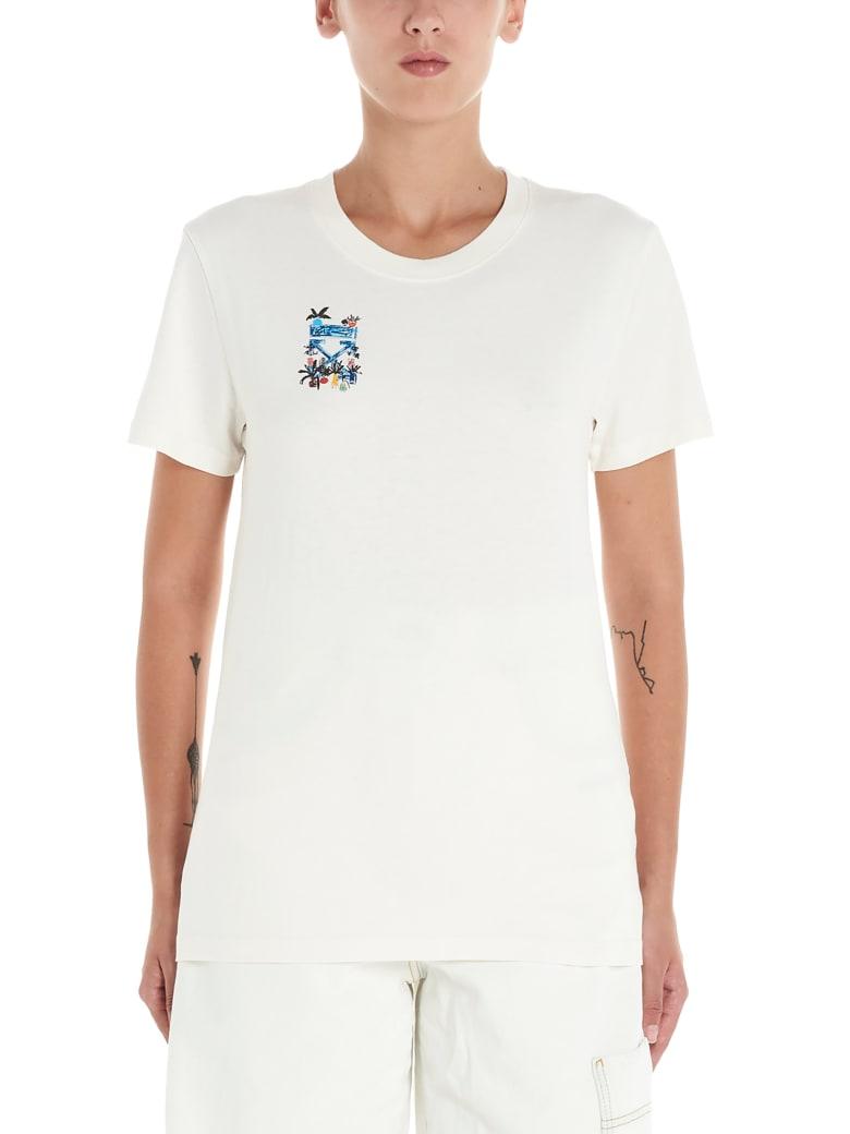 Off-White Arrows' T-shirt - White