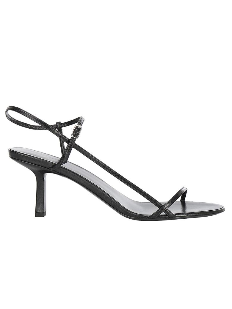 The Row Sandals - Black