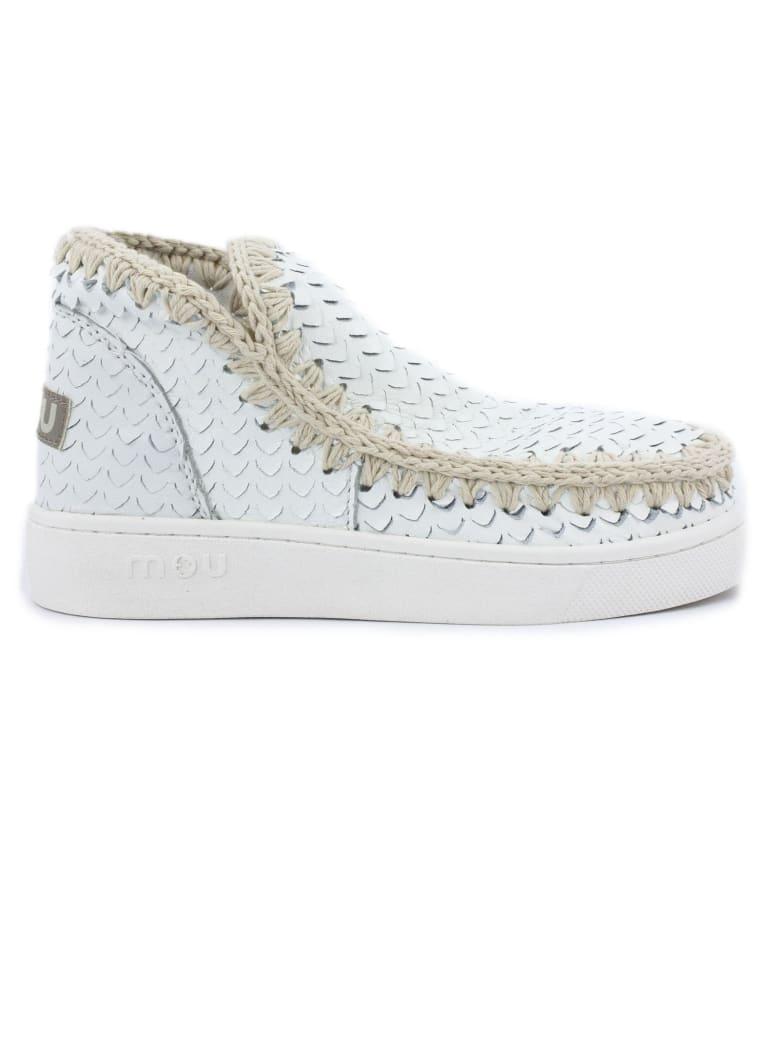 Mou Summer Eskimo Sneaker - Bianco
