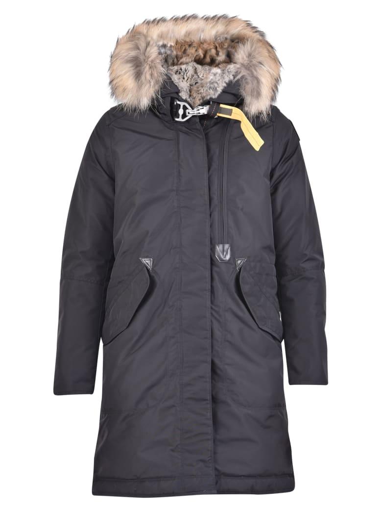 Parajumpers Parka Coat - Black