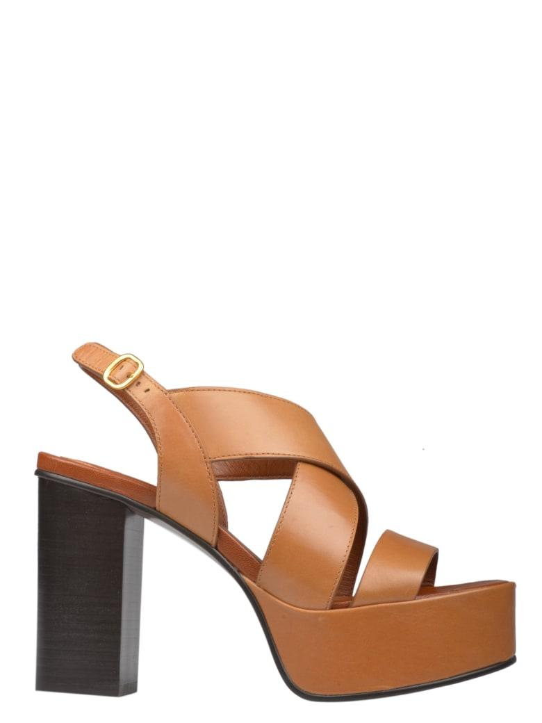 See by Chloé Saya Sandals - Brown