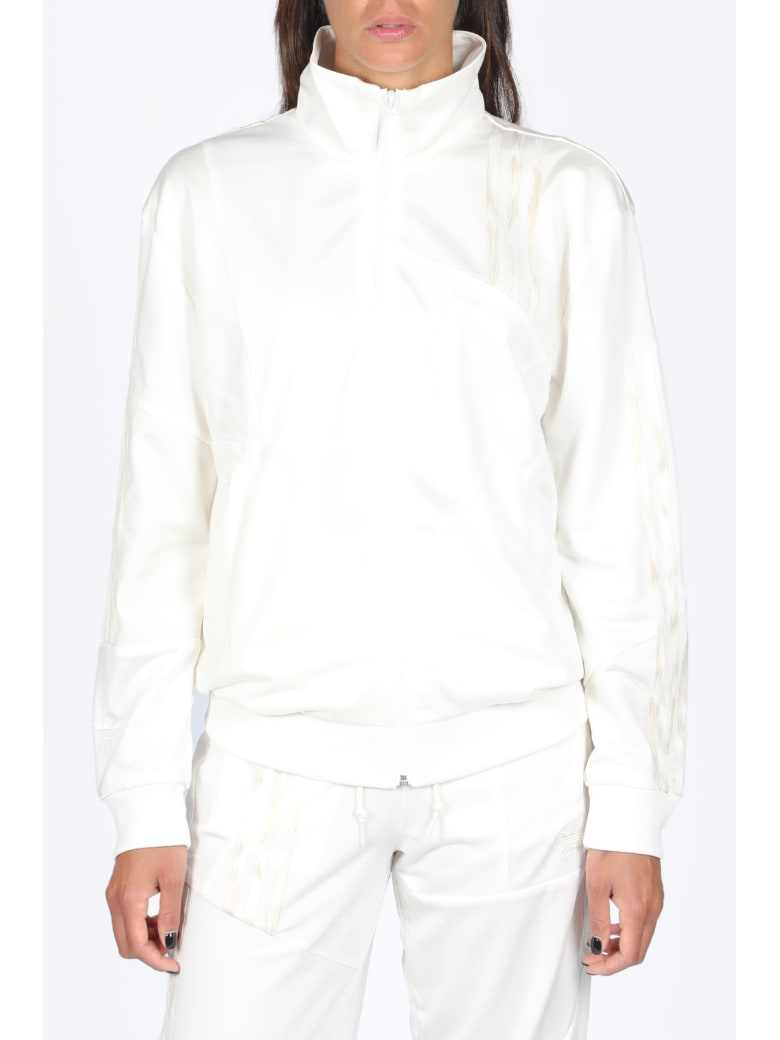 Adidas Originals Fleece - Bianco