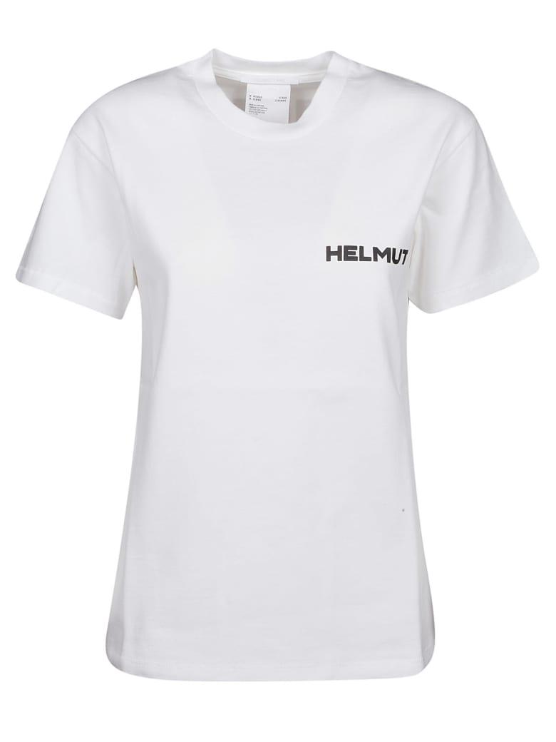 Helmut Lang Slim Fit T-shirt - Chalk White