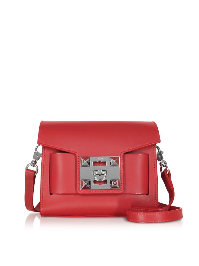 Salar Gaia Shoulder Bag - Cherry