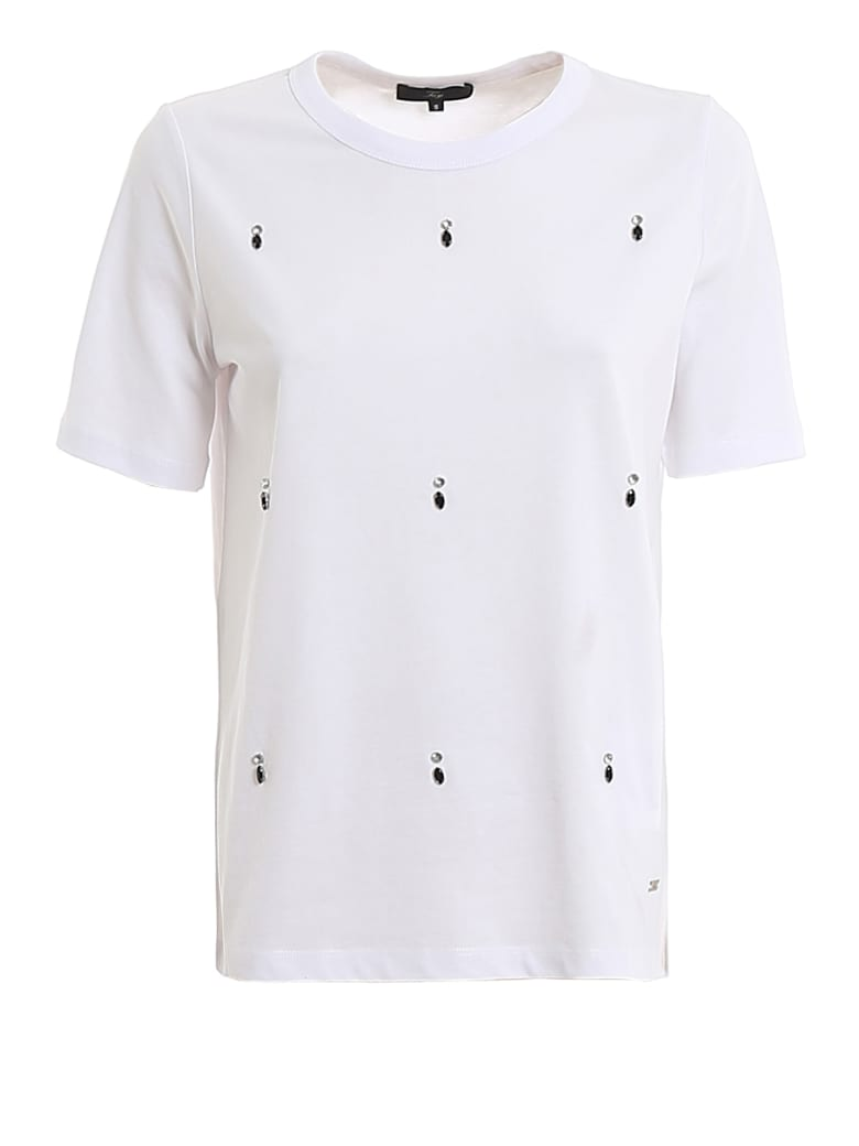 Fay Short Sleeve T-Shirt - White