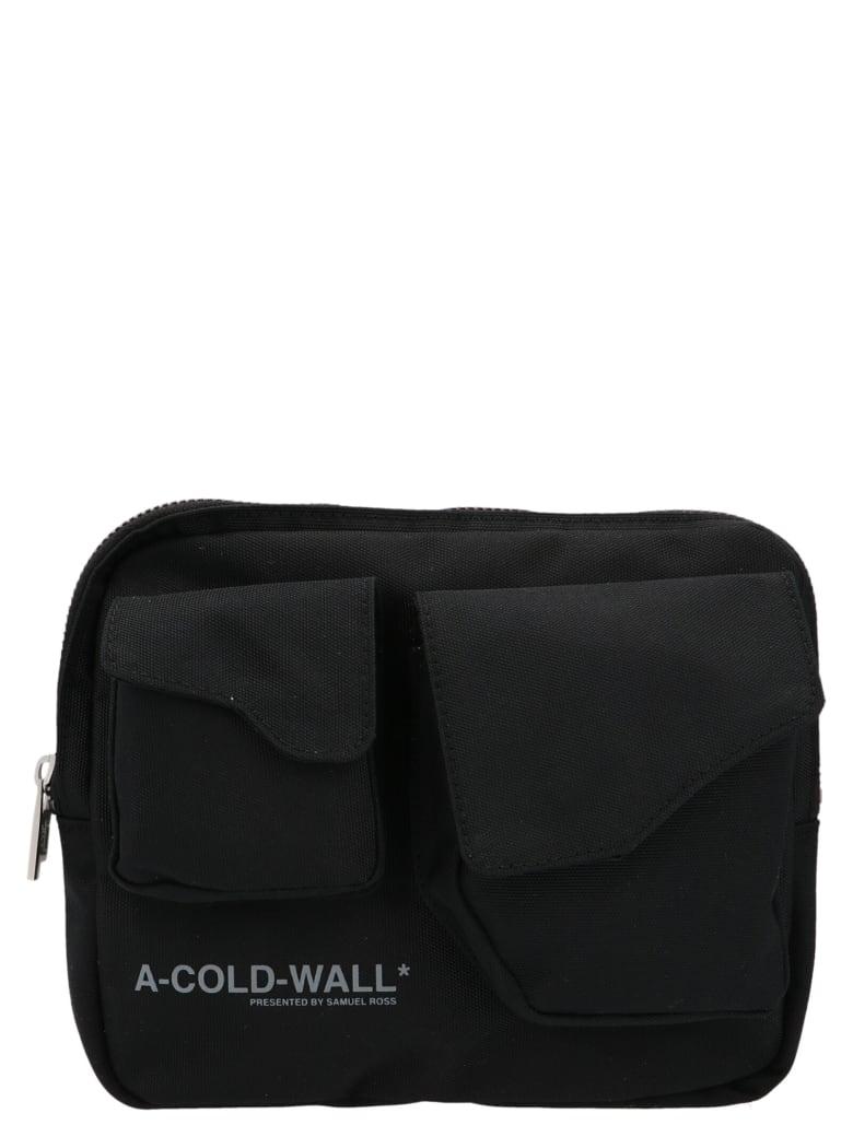 A-COLD-WALL 'abdoman' Bag - Black