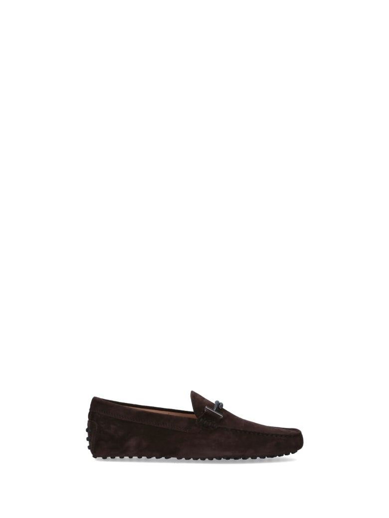 Tod's Double T Moccasin - Brown