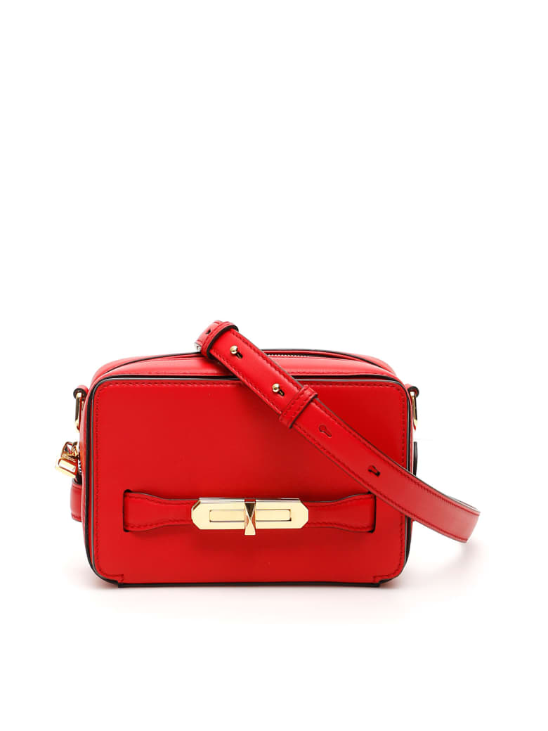 Alexander McQueen The Myth Small Bag - DEEP RED (Red)