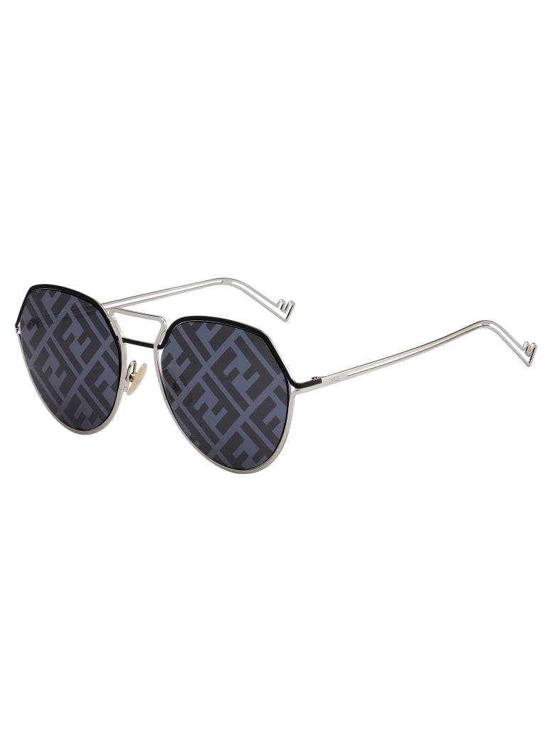 Fendi FF M0073/S Sunglasses - /md Palladium