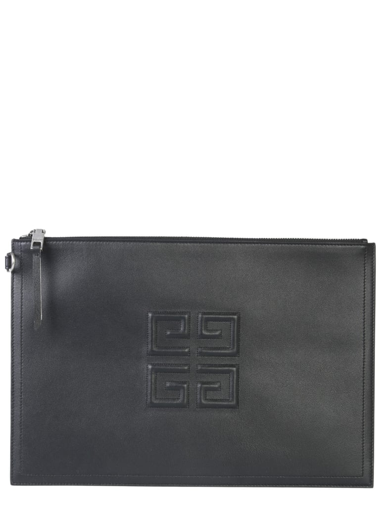 Givenchy Large 4g Pouch - NERO