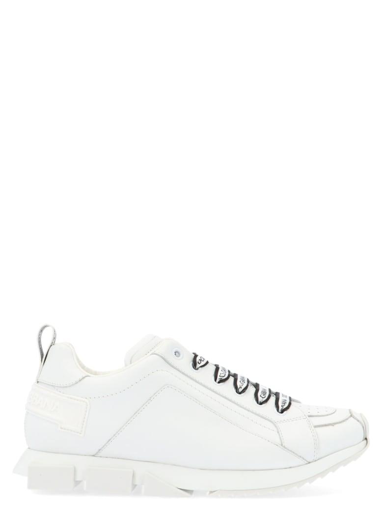 Dolce & Gabbana 'super King' Shoes - White