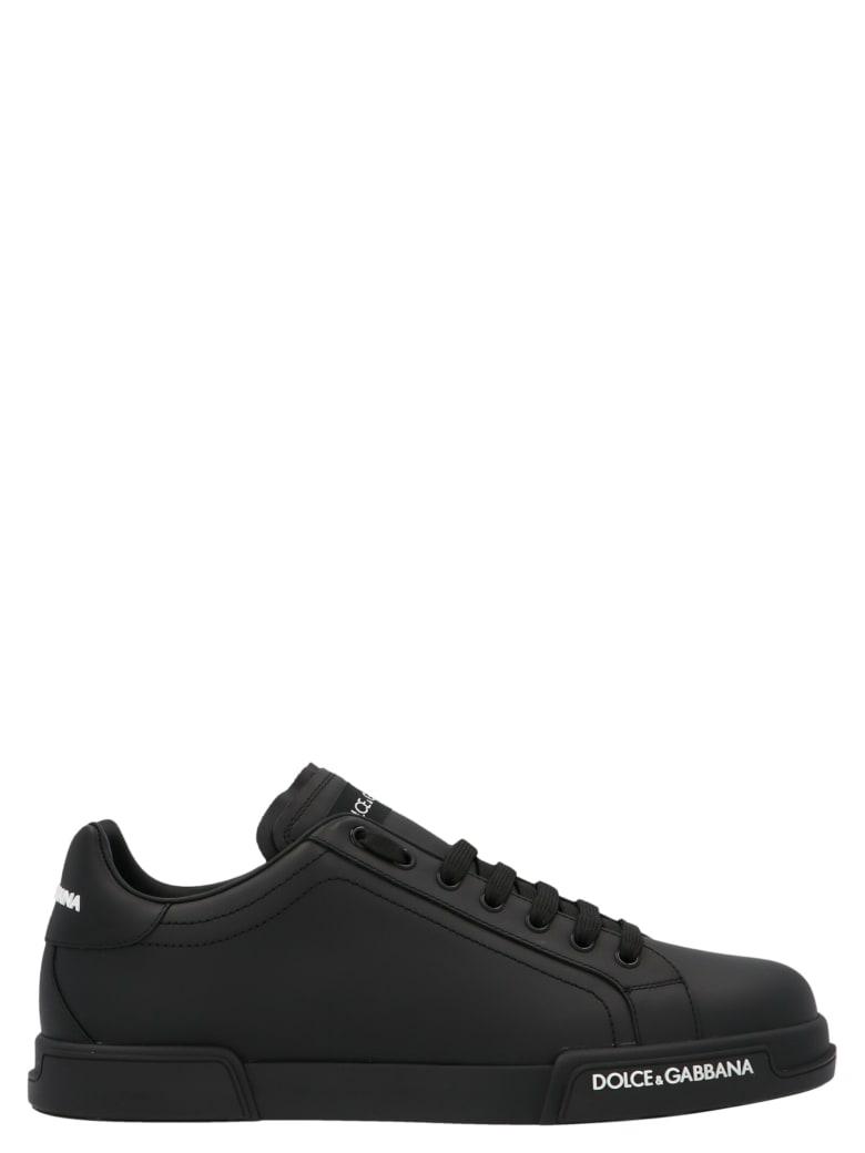 Dolce & Gabbana 'portofino' Shoes - Black