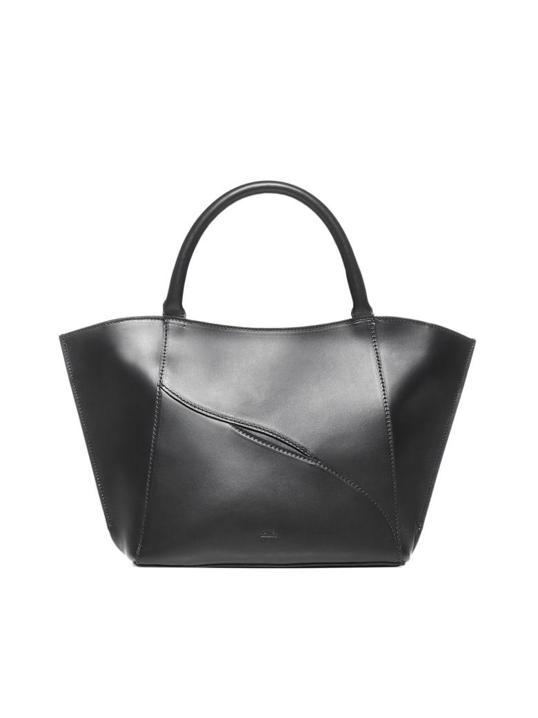 ATP Atelier Galatina Calfskin Bag - Black