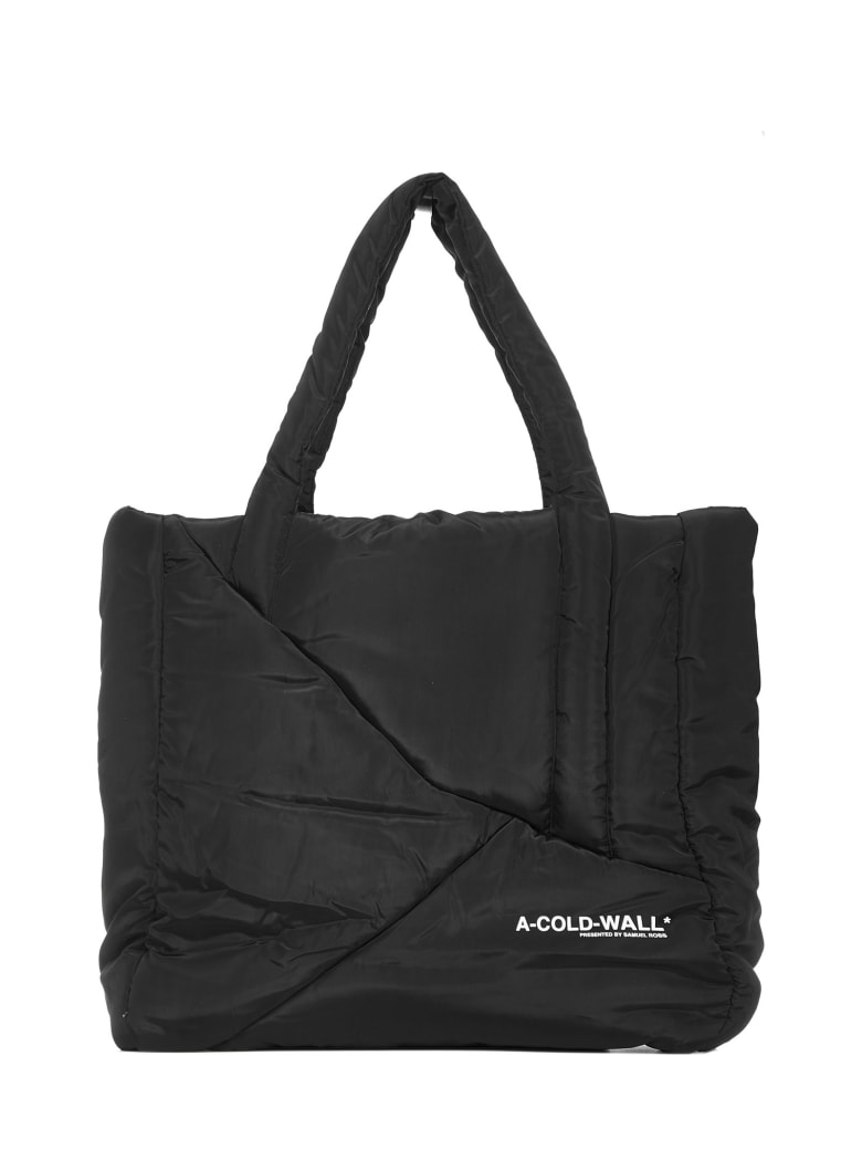 A-COLD-WALL A Cold Wall Tote Bag - Black