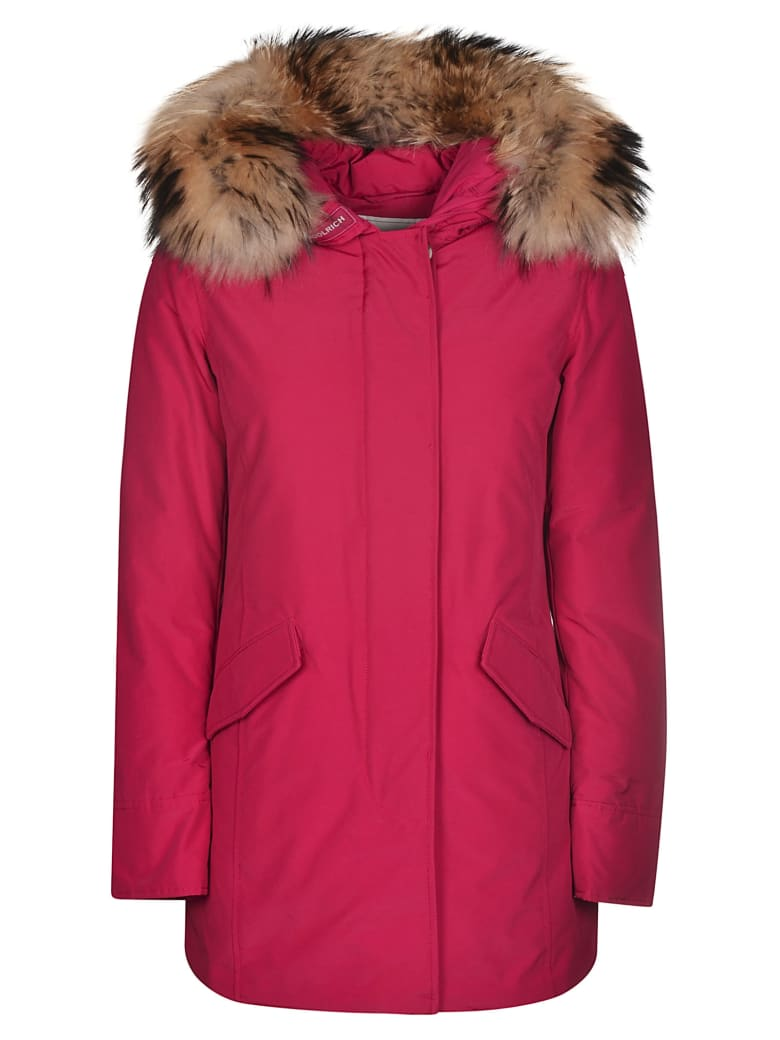 Woolrich Classic Parka - MAGENTA