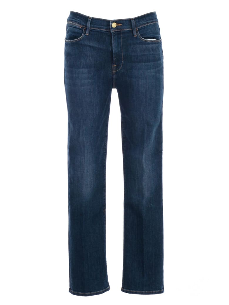 Frame Slim Fit Jeans - York